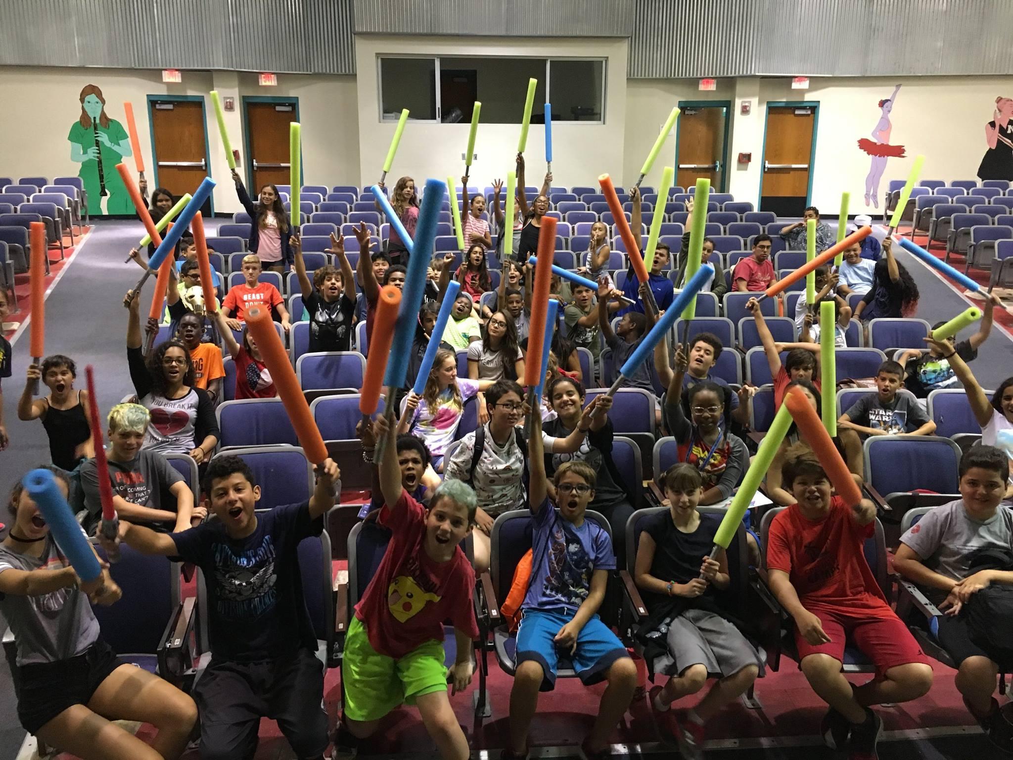 Nautilus Middle School Summer Camp
