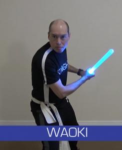 """Jorge """"Waoki"""" Arenas"""